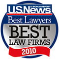Listed in Best Lawyers' The World's Premier Guide